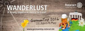 GermanTrip 2016: Wanderlust